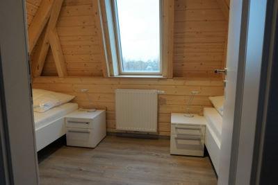Schlafzimmer 2 im OG